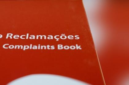 Atualizações ao livro de reclamações eletrónico