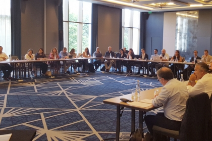 Conselho Geral discutiu regulamento de inscrição na OMD