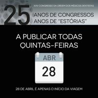 25 anos de congressos comemoram-se nas redes sociais