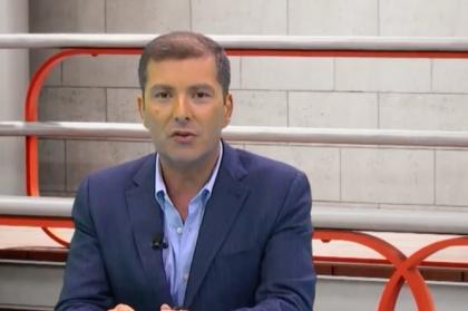 Bastonário entrevistado pelo canal S+