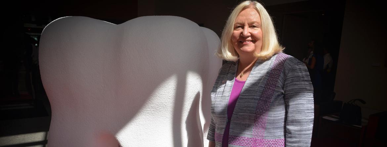 Presidente da FDI Kathryn Kell visitou Portugal