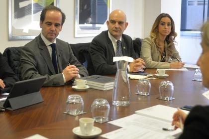 OMD reuniu com Ministra da Saúde