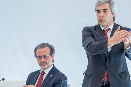 Ordens reuniram com Nuno Melo, cabeça de lista do CDS às eleições europeias