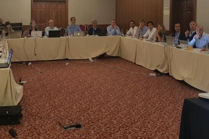 Reunião Extraordinária do Conselho Geral
