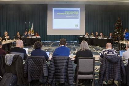 Conselho Geral aprova Plano de Atividades e Orçamento