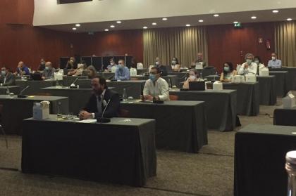 Conselho Geral aprovou Relatório e Contas de 2019 em reunião ordinária presencial