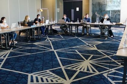 CDD realizou a primeira reunião do mandato 2020/2024