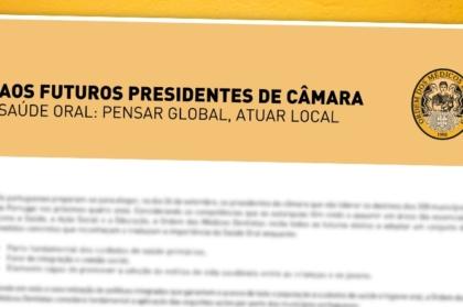 Carta aberta aos futuros presidentes de câmara