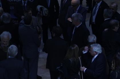 Cerimónia de abertura do congresso