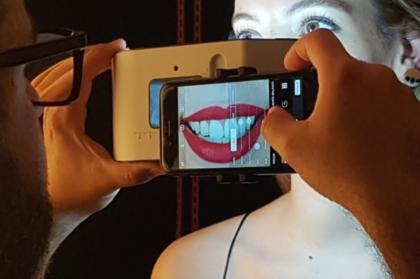 Hands-on fotografia dentária com smartphone
