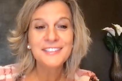 Conversas de bastidores do congresso com Teresa Pinho